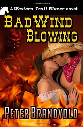book cover of Bad Wind Blowing