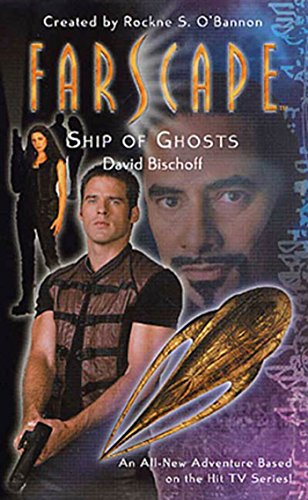 book cover of Ship of Ghosts