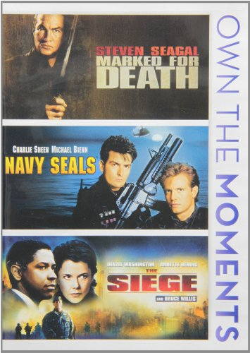 Marked for Death / Navy Seals / The Siege Triple Feature