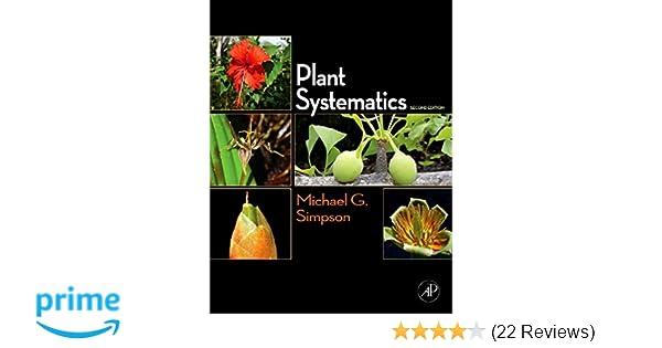 Amazon plant systematics second edition 9780123743800 amazon plant systematics second edition 9780123743800 michael g simpson books fandeluxe Choice Image