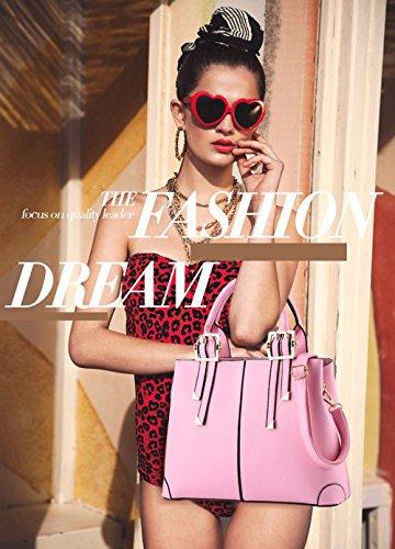 il delle Nicole signore spalla di modo rosa borsa della della messenger borsa della Borsa della di nuova per casuale doris borsa HAwxSwT61q