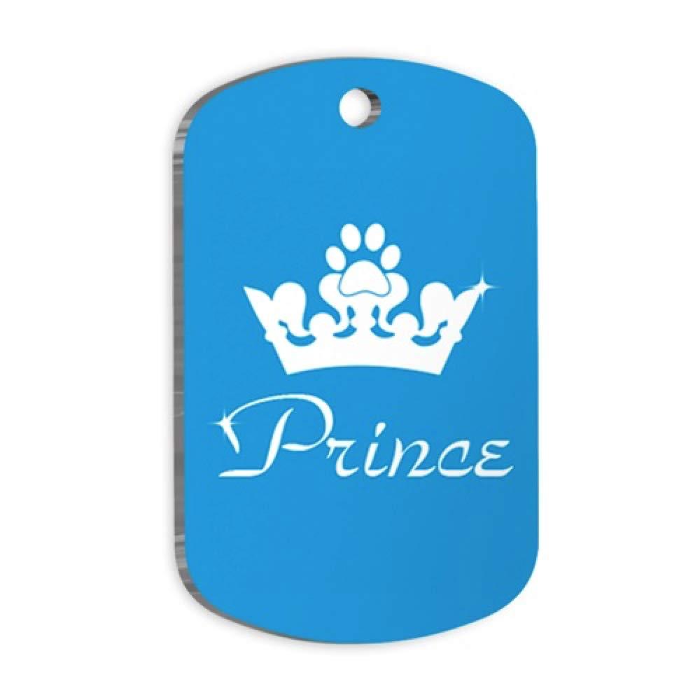 13 Pet Tag Art Forma Militard Etiquetas de Perro Personalizadas ID de Etiqueta de Mascota