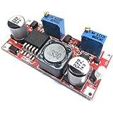 DROK® DC 7-35V di 1.25-30V Buck Converter 12V a 5V step-down il convertitore di tensione LED driver Power Module / Modulo di carico Corrente di uscita tensione costante regolabile