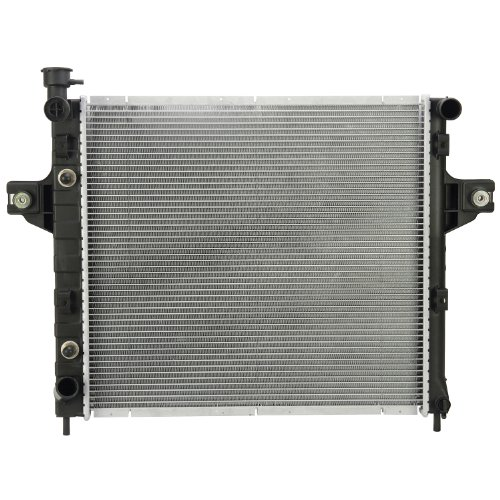 00 jeep grand cherokee radiator - 6