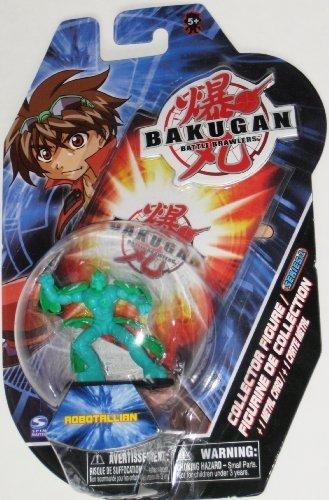Bakugan Battle Brawlers Collector Figure Series 1 Robotallian