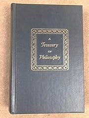 A Treasury of Philosophy Volume II di…