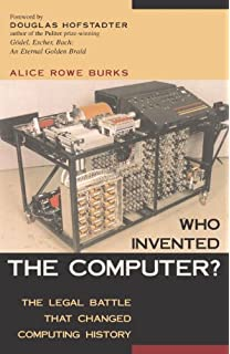 Who invented the tv and when. also the computer and when was it invented?