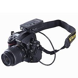 Micnova Mq-lc03n Lightning & Motion Activated Camera Shutter Trigger Sensor Trigger Remote For Nikon Cameras