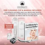 Derma Roller 0.3MM & Alcohol Container Premium