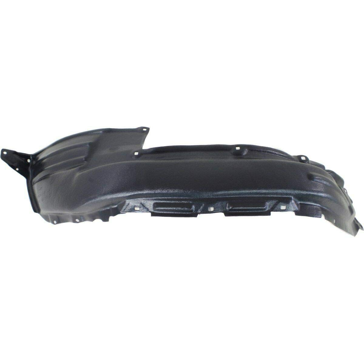 KA Depot for 2014-2016 Forte Passenger Side RH Front Fender Liner Inner Panel 86812A7000 KI1249122