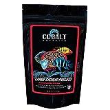 Cobalt 24207 Large Cichlid Pellet Fish Food, 18 lb