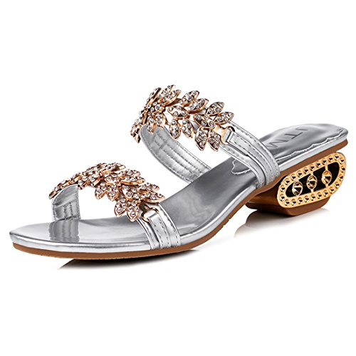 Silver Chaussons Wangjie Chaussons Chaussons Chaussons Femme Wangjie Silver Femme pour pour Wangjie pour Wangjie Femme Silver UZwSB