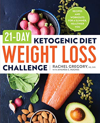 Feel healthier, get slimmer in just weeks ― with the Ketogenic Diet and Workouts      Whether you're just starting your weight loss journey or maintaining a low-carb lifestyle, The 21-Day Ketogenic Diet Weight Loss Challenge is an effective, ...