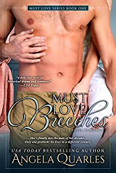 Must Love Breeches: A Time Travel Romance (Must Love Series Book 1)