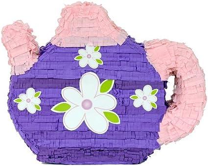 Inc Tea Pot Pinata Aztec Imports