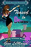 download ebook teased to death: a misty newman humorous romantic mystery (misty newman mysteries book 1) pdf epub