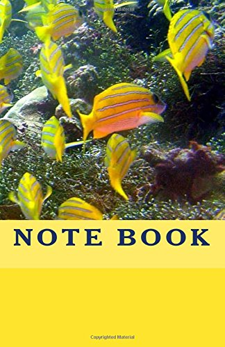Read Online NOTEBOOK - Tropical Fish pdf