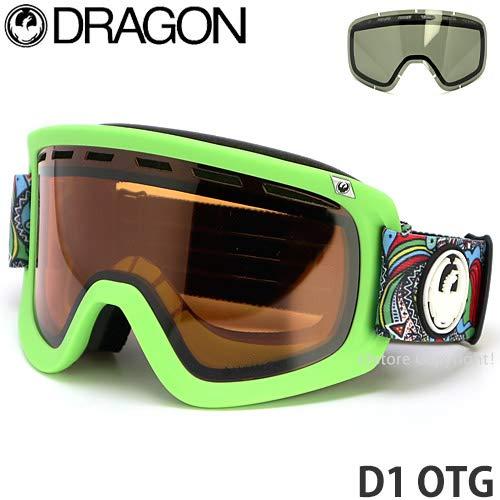 DRAGON(ドラゴン) スノーゴーグル D1 OTG ディーワン オーティージー [並行輸入品] Dayze DAP