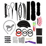 Neverland Beauty Hair Styling Accessories Tools Set Hair Twist Styling Clip Stick Bun Maker Braid Tool