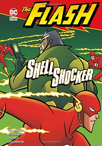 Shell Shocker (The Flash) by Brand: Stone Arch Books