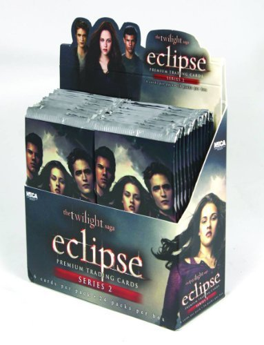 - 2010 NECA Twilight Eclipse Series 2 Trading Card Box by NECA
