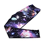 Stylish Printing Design Quick-dry Pants Running Fitness Trousers Yoga Pants, #02