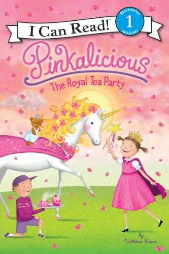 Pinkalicious: The Royal Tea Party (I Can Read Level 1)]()