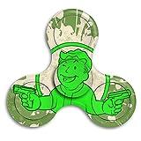 Fallout 4 The Critical Hit Vault Boy Tri Fidget Hand Spinner Fidget Spinner Toy Stress Reducer