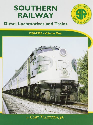 1982 Locomotives - Southern Railway: Diesel Locomotives and Trains 1950-1982