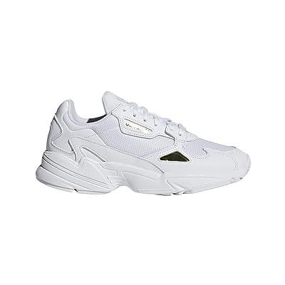 adidas Falcon Shoes Women's, White, Size 8.5 | Fashion Sneakers