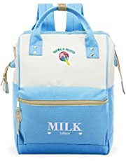 ZOMAKE Stylish Doctor Style Multipurpose School Travel Backpack for Men Women