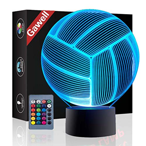 Christmas Gift Volleyball 3D