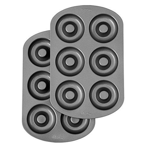 Wilton Non-Stick 6-Cavity Donut Baking Pans, 2-Count by Wilton (Image #9)