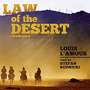 Law of the Desert Audiobook
