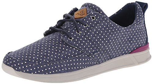 Reef Rover Low Print Schuhe Navy/Dots