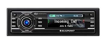 Blaupunkt Bremen MP78 MP3 CD Tuner mit Bluetooth