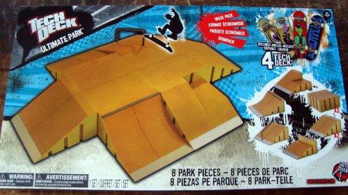 Tech Deck Ultimate Park Value Pack - Blue BRAND NEW!
