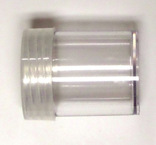10 Pack of Half Dollar Coin Tubes