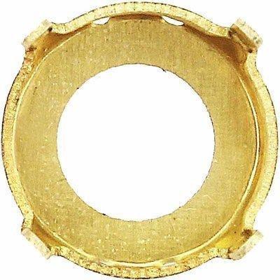SWAROVSKI #3024 ダッフルコートボタンクリスタル ホイルあり23mm/36個 Buttona グロス   B01EH97AFC