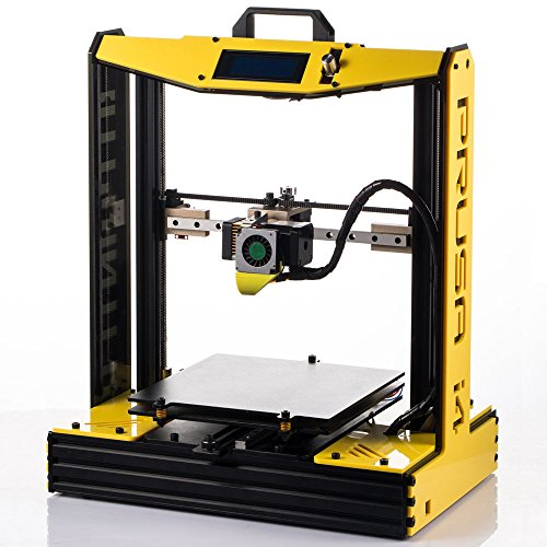 Prusa i4 Bumblebee High Accuracy 3D Printer with 2Rolls Filament SD Card Nozzles Printers Thephotogaget