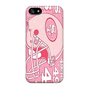 New Cute Funny San Francisco 49ers Cases Covers/ Iphone 5/5s Cases Covers