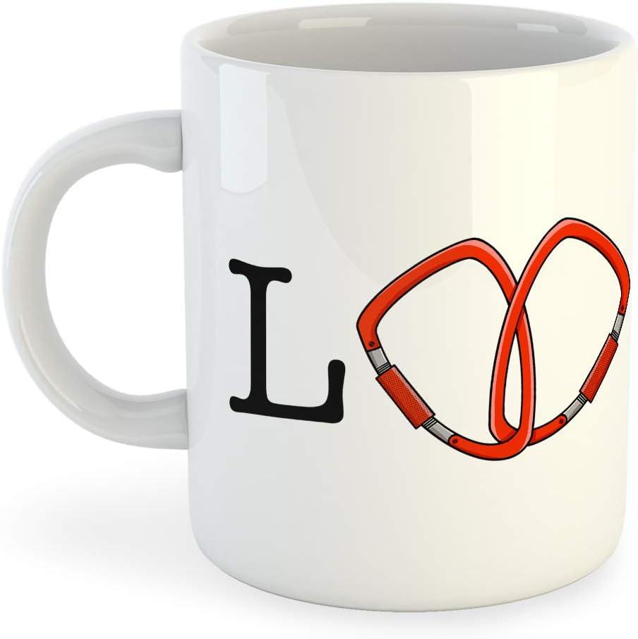 Taza Escalada Love: Amazon.es: Hogar