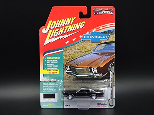 1971 CHEVY MONTE CARLO SS JOHNNY LIGHTNING MUSCLE CARS USA H
