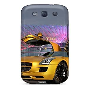 Top Quality Protection 2010 Mercedes Benz Sls Amg Desert Gold 5 Cases Covers For Galaxy S3