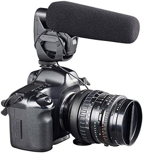 atny atm-929 Escopeta cámara vídeo supercardioide de micrófono ...
