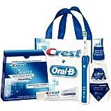 Oral-B Genius PRO 3000 Power Toothbrush Bundle Whitening System