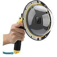 "AFAITH Dome Port GoPro camera-accessoires, onderwater 6""GoPro Dome Port beschermhoes met waterdichte hoes Case Drijvende…"