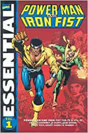 Essential Power Man And Iron Fist Volume 1 TPB: v. 1: Amazon ...