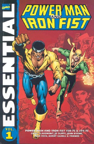 Essential Power Man and Iron Fist, Vol. 1 (Marvel Essentials)