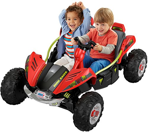 Power Wheels Dune Racer, Fire Red by Fisher-Price (Image #15)